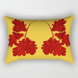 Oak tree in Berlin Rectangular Pillow