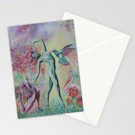 Garden Nymphs Stationery Cards