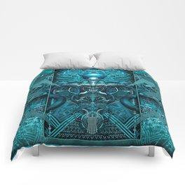 Cosmic Generator (Prime) Comforters