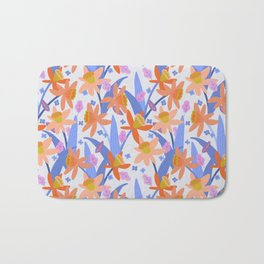 Daffodil Days Bath Mat