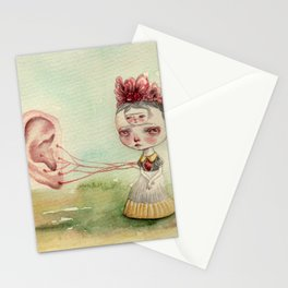 Frida and Gogh's Ear Stationery Cards