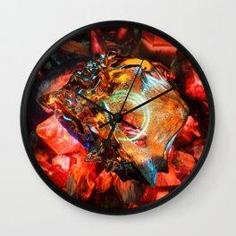 VR_Donut_01 Wall Clock