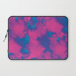 Cotton Candy Clouds Laptop Sleeve