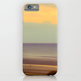Color of the sea iPhone Case