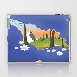 Georgia Laptop & iPad Skin
