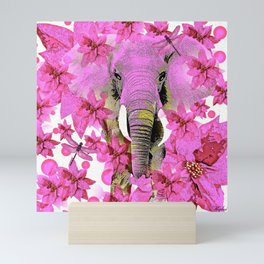 Elephant Mini Art Print