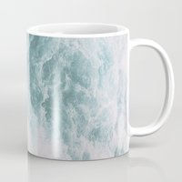 norway Mugs featuring Norway - Nebula by Andrej Stern