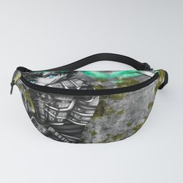 Samurai warrior Fanny Pack
