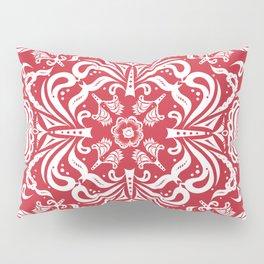 Scarlet Bandana Pillow Sham