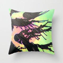 Plankton Throw Pillow