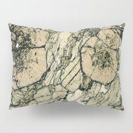 Garnet Crystals Pillow Sham