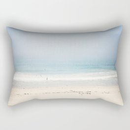 Sun and Fun Redondo Beach Rectangular Pillow