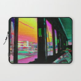 Acid bus trip Laptop Sleeve