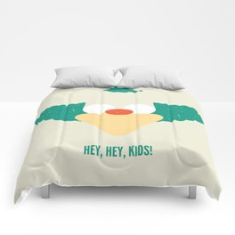 Hey, Hey, Kids! Comforters