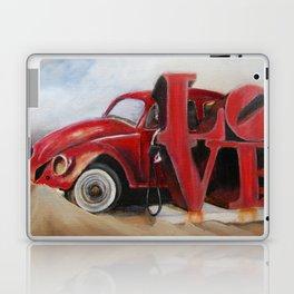 Looked Like Love Lovebug Art Laptop & iPad Skin