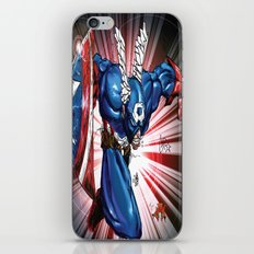 Captain.... iPhone & iPod Skin