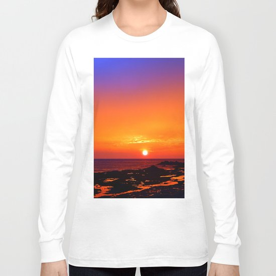 Unbelievable Sunrise Long Sleeve T-shirt