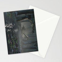 Somber Swampland Stationery Cards