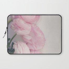 Pink Peonies Laptop Sleeve