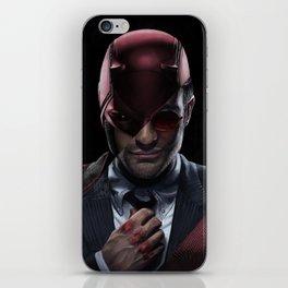 Daredevil iPhone Skin