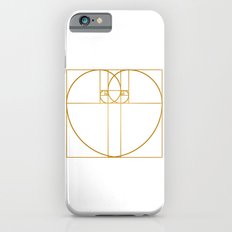Heart of Gold Slim Case iPhone 6