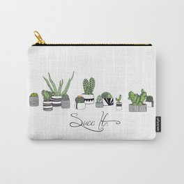Succ It Carry-All Pouch