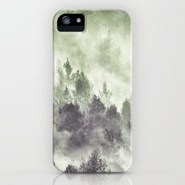 Sky joins the Earth iPhone Case