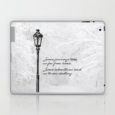 Chronicles of Narnia - Some adventures - CS Lewis Laptop & iPad Skin