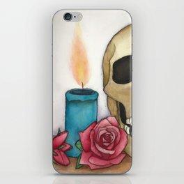Strengh in Death iPhone Skin