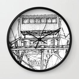 Ferris Wheel, Vienna Wall Clock