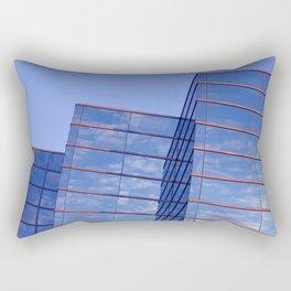 Cloud Gatherer Rectangular Pillow