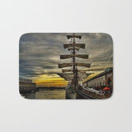 Tall Ship BAE Guayas Bath Mat