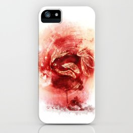 My name is stain iPhone Case