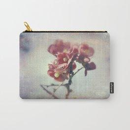 I dreamed a flower garden Carry-All Pouch