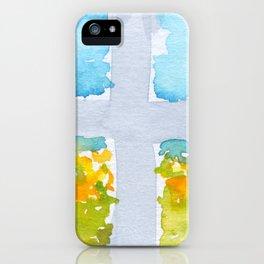 Window No6 iPhone Case