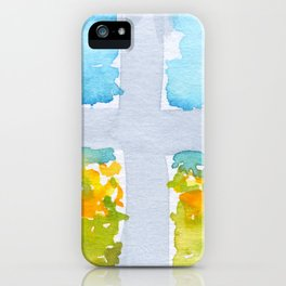 Window No6 iPhone Case
