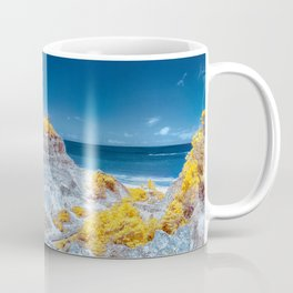 Cliff Panorama tropical Coffee Mug