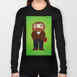 My date Long Sleeve T-shirt