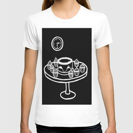 Dauntless Breakfast (BLACK) T-shirt