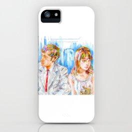 Cinema2 - Pierrot Le Fou iPhone Case