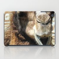 camel iPad Cases featuring camel by Laura Grove