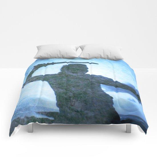 Samurai Comforters