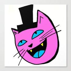 Herro Cat Canvas Print