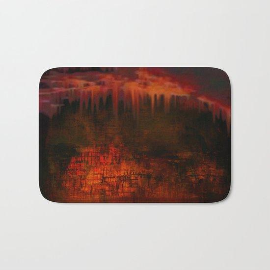Cave 02 / Golden Fantasy in Palace / wonderful world 07-11-16 Bath Mat