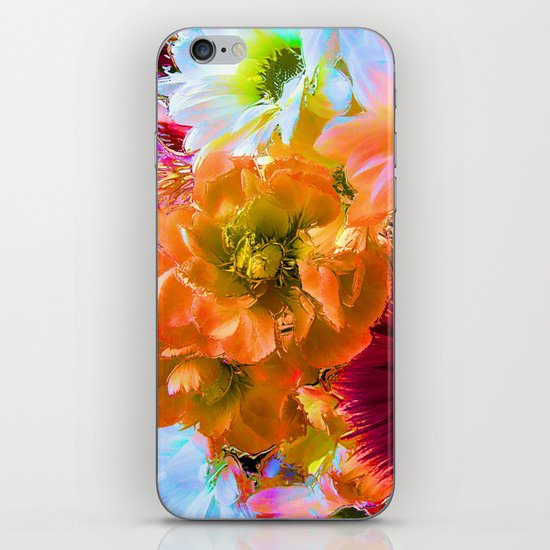 Tropical Coctail iPhone & iPod Skin
