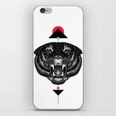 Roar My *--Tiger--* iPhone & iPod Skin