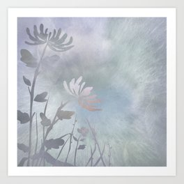 Summer In Pastels Art Print