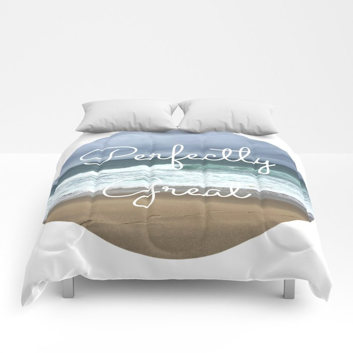 Perfectly Great Comforters