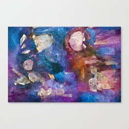 Harmony Painting Canvas Print
