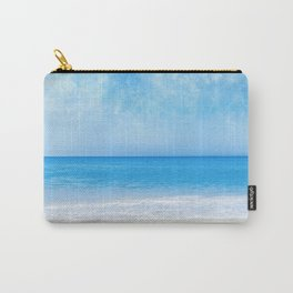 A Day At The Beach - II Carry-All Pouch
